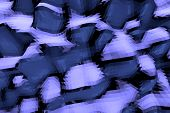stock photo of monochromatic  - Abstract texture made with triangles monochromatic color setting - JPG