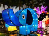 animal Chinese lanterns