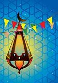 Islamic antique lantern