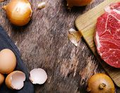pic of veal meat  - Cooking - JPG