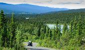 North Canol Road, Yukon Territory, Canada