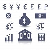 picture of yuan  - Currency signs  - JPG