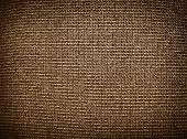 texture of brown fabric background