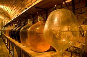 Big  Bottles Of High Quality Wine