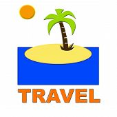 Tropical Island Travel
