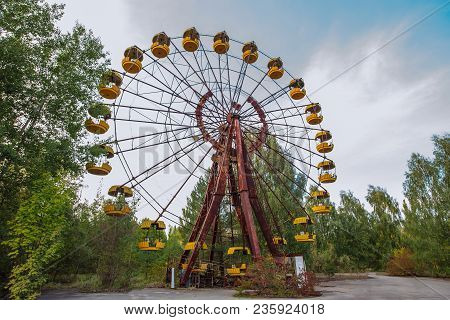 Amusement Park In Pripyat Exclusion