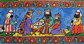 King, Magi, And Shepherds