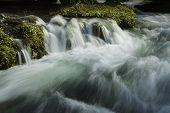 Water Stream. Fast Water Stream. Water Cascade Stream. Cascade. Water. Stream poster