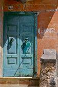 Architecture Detail: Doorway