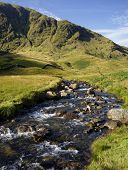 Mardale Beck And Harter Fell, Haweswater, Cumbria poster