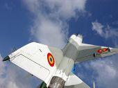 Flying War Airplane