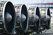 B-1 Lancer Engines