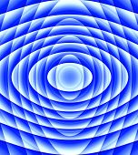 Elliptic Background poster