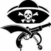 Piracy symbol