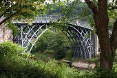 Ironbridge, Shropshire, UK.