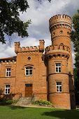 Castle Raudone