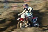 Panning, Motorcross