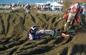 Motorcross Competition