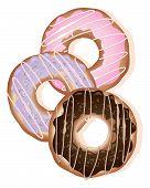 Doughnut Rings