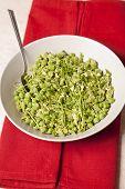Healthy Green Vegetable Salad