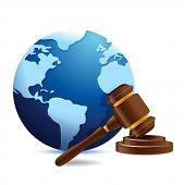International Globe And Gavel