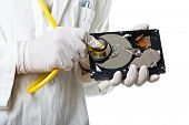 Hard Disk Healthcare Detail