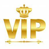 Símbolo de vetor de VIP