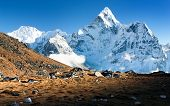 AMA Dablam Weg zum Everest base camp