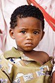 Basarwa Child