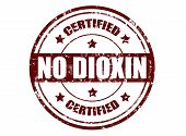 Rubber Stamp-no Dioxin