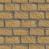 Sandstone Wall. Seamless Texture.