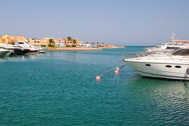 foto of tig  - View of Abu Tig Marina - JPG