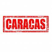 Caracas-stamp