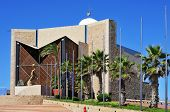 LAS PALMAS, SPAIN - OCTOBER 17: Auditorio Alfredo Kraus on October 17, 2013 in Las Palmas, Spain. Th
