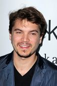 LOS ANGELES - NOV 7:  Emile Hirsch at the Flaunt Magazine November Issue Party at Hakkasan on Novemb
