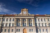 Renovated Historic Barracks In Prague
