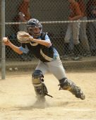 Catcher In Action