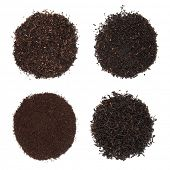 picture of darjeeling  - Tea selection of darjeeling - JPG