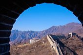 The Great Wall from a Parapat's Overlook