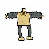 cartoon robot body (mix and match cartoons or add own photos)