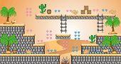 2D Tileset Platform Game 43.eps