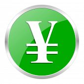 picture of yen  - yen icon - JPG
