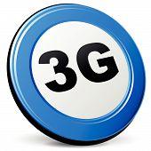 Vector 3G Icon