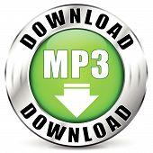 Vector Mp3 Icon
