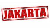 Jakarta Stamp
