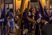 Valladolid Good Friday Night 2014 05