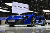 Mclaren 650S Coupe At The Geneva Motor Show