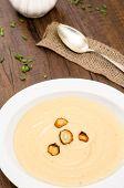 Parsnips Cream Soup