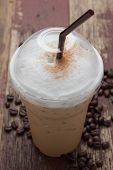 Iced Blended Coffee, Coffee Beans
