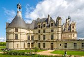 View At The Chateau De Chambord